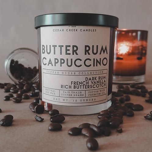 Butter Rum Cappuccino