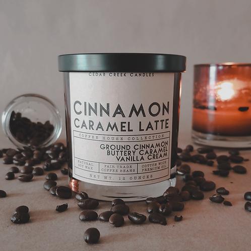 Cinnamon Caramel Latte