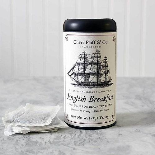 English Breakfast Tea Tin (20 Bags)