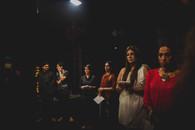 Workshop on story writing in association with TRANSaction by Faraz Arif Ansari