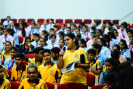 Workshop at S.S. Subodh Jain Girls College