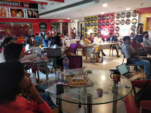 Workshop on Podcasting for HT Media