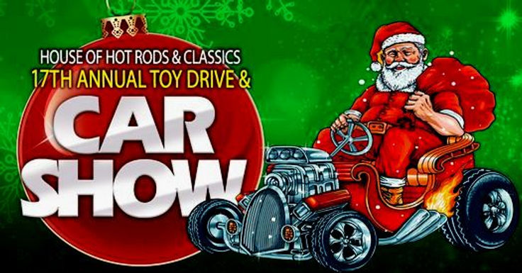 House of Hot Rods Christmas Show 2020.jp