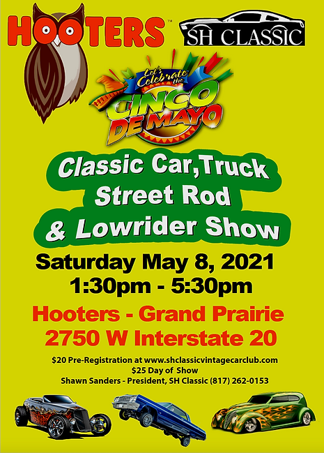 Updated Hooters Car Show Flyer Two.png