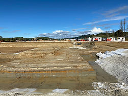 Dryer excavation looking south.JPEG