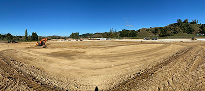 1 - Panorama looking south across Dryer