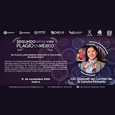 Segundo Simposio sobre Plagio en México