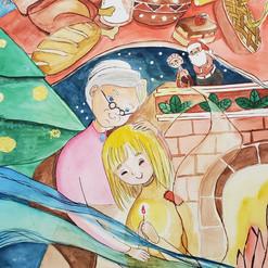 Watercolor: A Wish