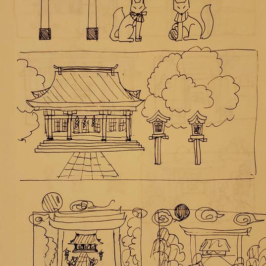 Shinto Elements