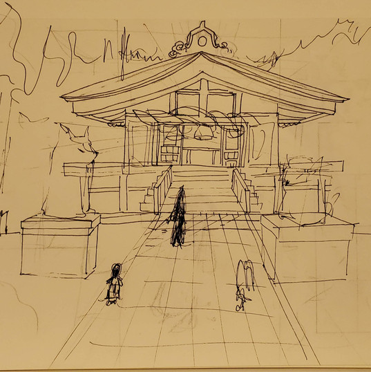Shinto Sketch