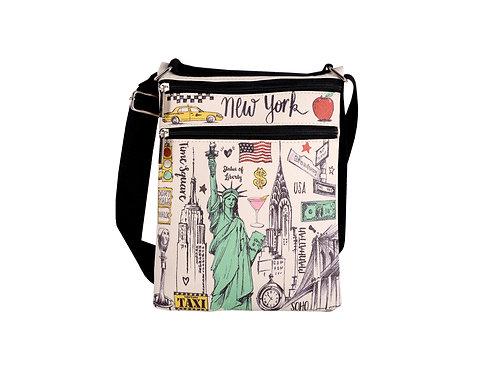 CROSSBODY BAG - NYC BD