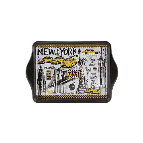 TIN TRAY - NYC TAXI 2