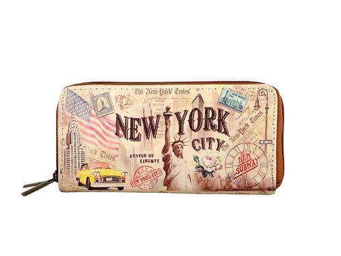 Wallet 02 NYC Vintage