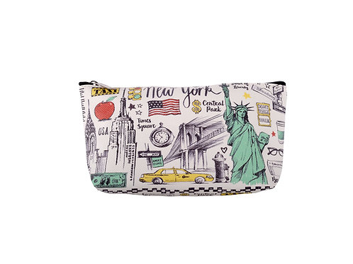 MAKEUP BAG NYC BD SMALL SIZE