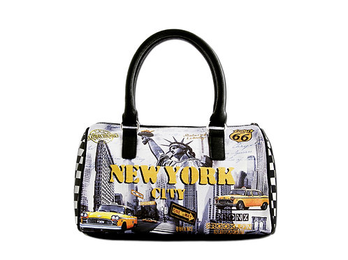 BOWLING BAG - NYC TAXI