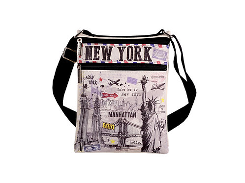 CROSSBODY BAG - NYC TRIP