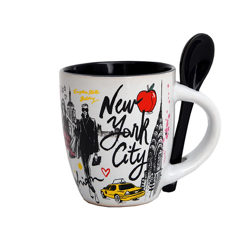 MINI MUG - NYC FASHION
