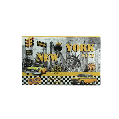 CUTTING BOARD NYC TAXI