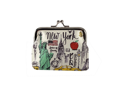 COIN PURSES CLIP - NYC BD