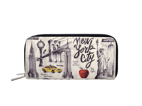 Wallet 02 NYC Pencil