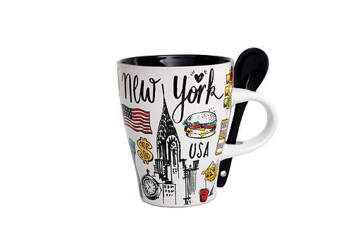 MUG SPOON - NYC BD