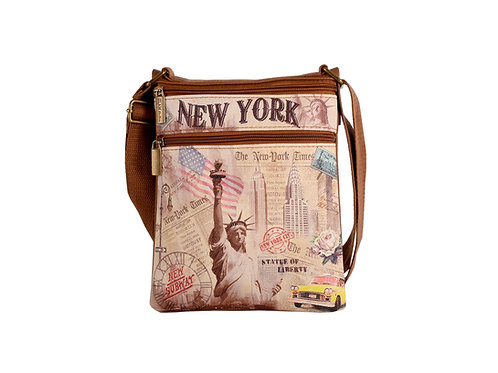 CROSSBODY BAG - NYC VINTAGE