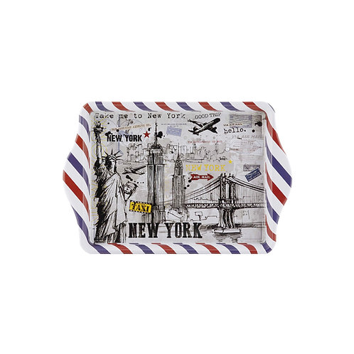 TIN TRAY - NYC TRIP