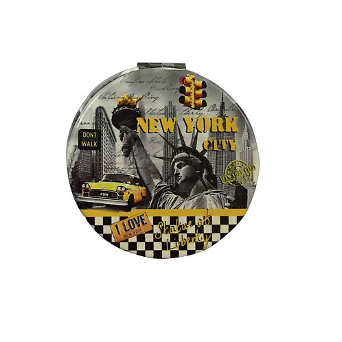 ROUND MIRROR - NYC TAXI