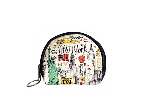 COIN PURSES ROUND - NYC BD