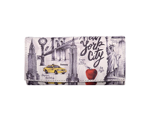 Wallet 01 NYC Pencil