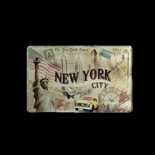 CUTTING BOARD NYC VINTAGE