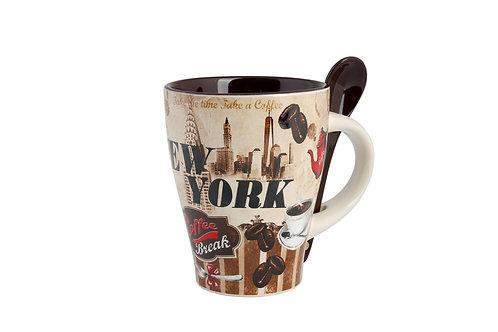 MUG SPOON - NYC COFFEE