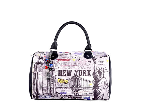 BOWLING BAG - NYC Trip