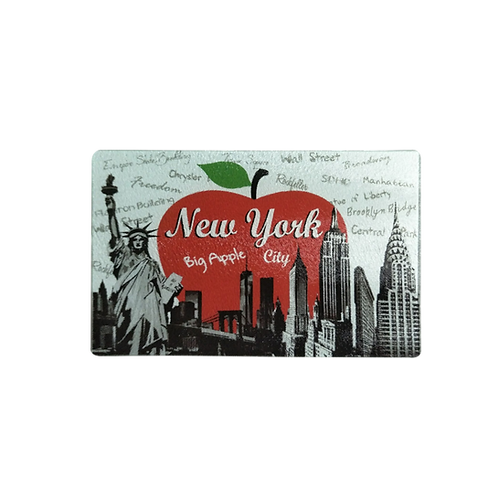 CUTTING BOARD NYC BIG APPLE