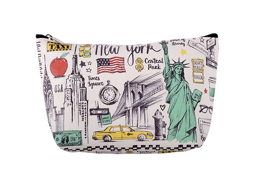 MAKEUP BAG NYC BD BIG SIZE