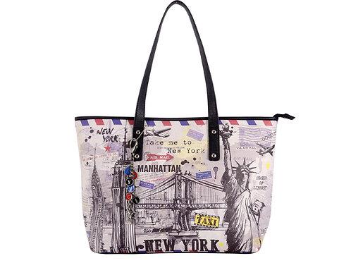 SHOPPING BAG NYC TRIP