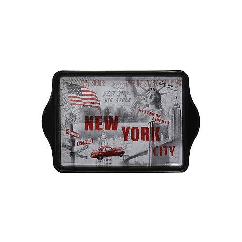 TIN TRAY - NYC RETRO