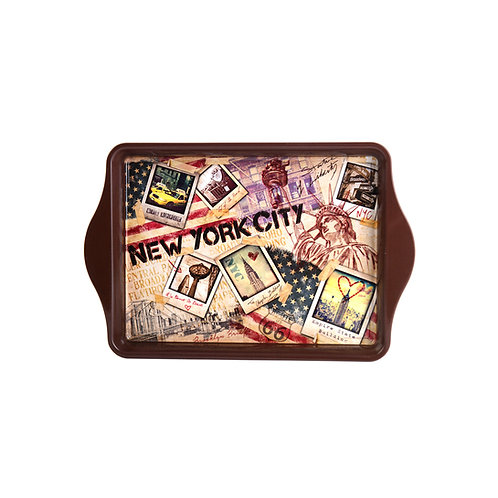 TIN TRAY - NYC ROUTE