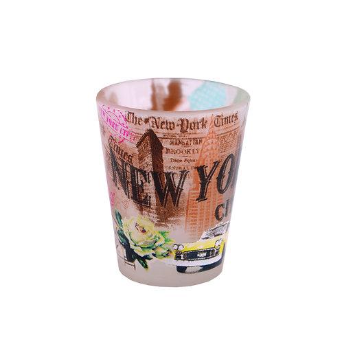 GLASS SHOOTER - NYC Vintage