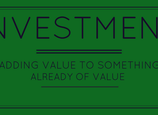 Invest in your domain name