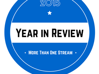 This is not your normal Year in Review!