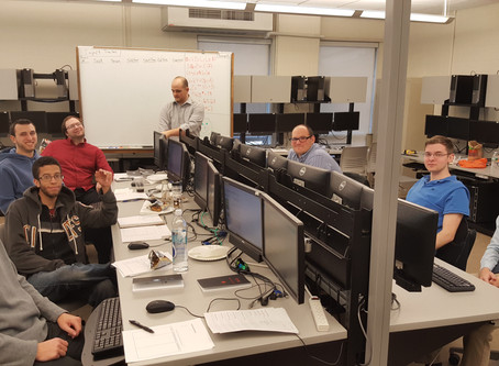 Spring 2019 Cybersecurity Open Lab Hours Posted