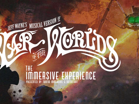 War of the Worlds, 20th June