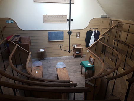 Old Operating Theatre, 8th August