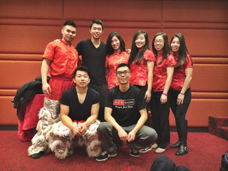 DCH Completes 1st Performance for 2015 at Jing Fong Restaurant in Chinatown on Behalf of Chengdu Sha