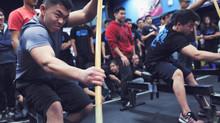 DCH Hosts First Indoor Youth Regatta of 2015