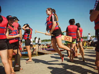 How DCH Changed My Life: Meet Emily Crouch, a Kansas native turned NYC paddler