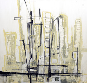 City in the Abstract I