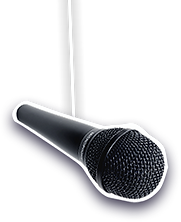 Microphone for Avocet Theatre Company