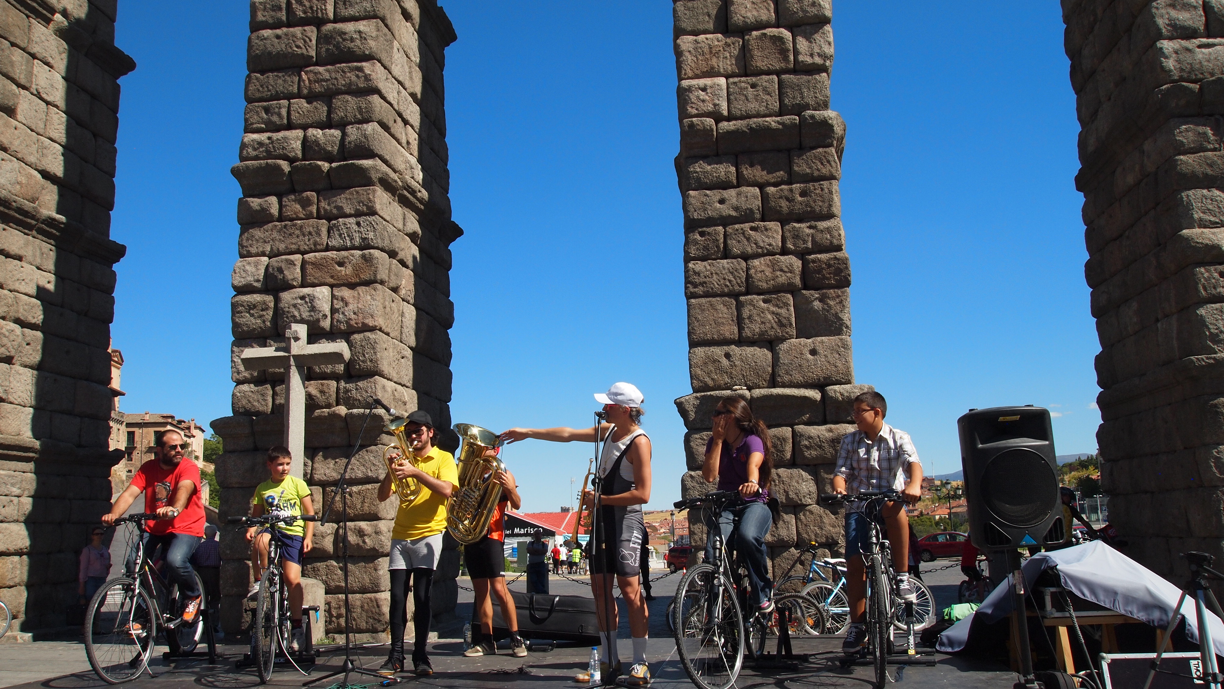 European Movility Week - Segovia